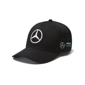 Mercedes AMG Petronas czapka baseballówka Bottas black F1 Team 2018