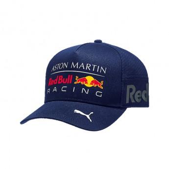Red Bull Racing dziecięca czapka baseballowa navy Aston Martin F1 Team 2018