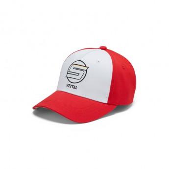 Ferrari czapka baseballówka Vettel Scuderia F1 Team 2018