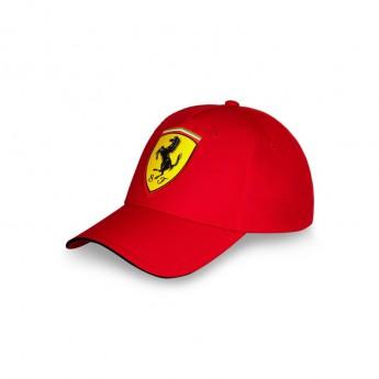 Ferrari czapka baseballówka Scudetto red F1 Team 2018
