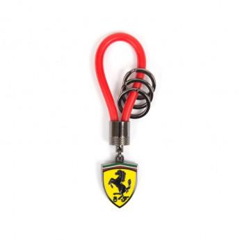 Ferrari brelok Rubber Strap F1 Team Red 2018