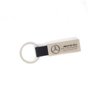 Mercedes AMG Petronas brelok metal Logo 2018