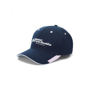 Foce India F1 czapka baseballówka Fan navy F1 Team 2018