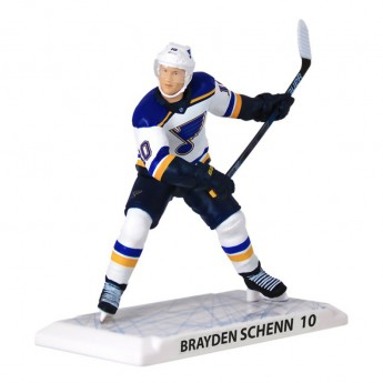 St. Louis Blues figurka Imports Dragon Brayden Schenn 10