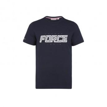 Foce India F1 koszulka męska Graphic navy Sahara F1 Team 2018