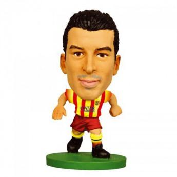 Barcelona figurka SoccerStarz Pedro Away