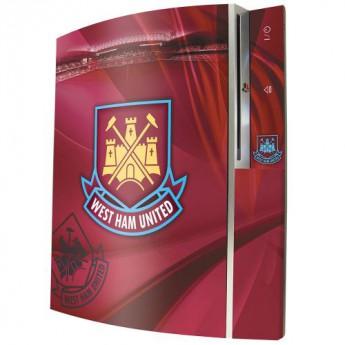 West Ham United etui do PS3 PS3 Console Skin