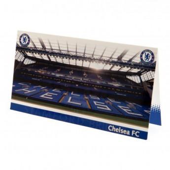 Chelsea życzenia urodzinowe Birthday Card Stadium