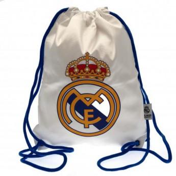 Real Madrid gymsack White