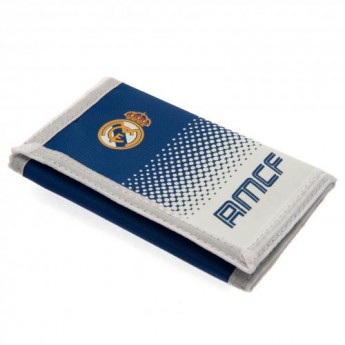 Real Madrid portfel nylonowy Nylon Wallet