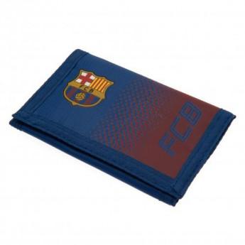 Barcelona portfel nylonowy Nylon Wallet