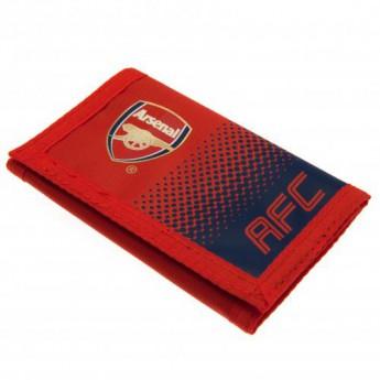 Arsenal portfel nylonowy Nylon Wallet