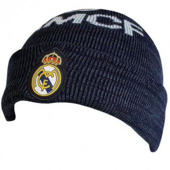 Real Madrid czapka zimowa Knitted TU