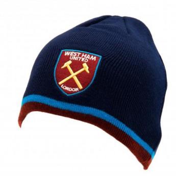 West Ham United czapka zimowa Knitted TP