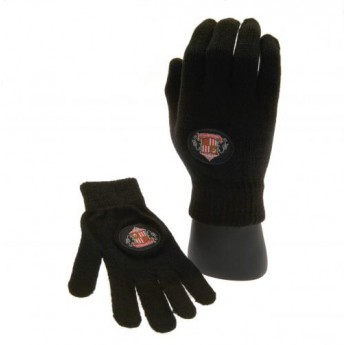 Sunderland rękawice dziecięce Knitted Gloves Junior