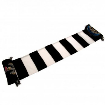 Newcastle United szalik zimowy Bar Scarf