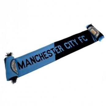 Manchester City szalik zimowy Scarf VT