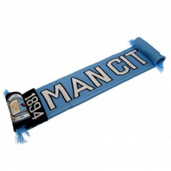 Manchester City szalik zimowy Scarf NR