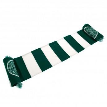 FC Celtic szalik zimowy Bar Scarf