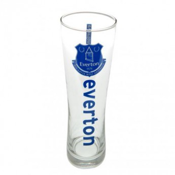 FC Everton szklanka Tall Beer Glass