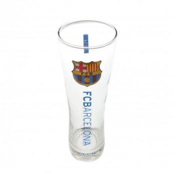 Barcelona szklanka Tall Beer Glass