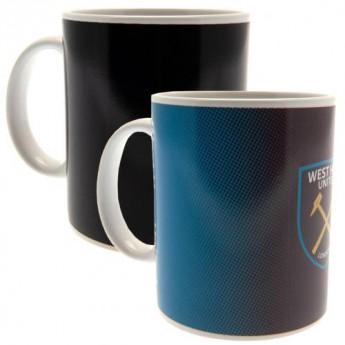 West Ham United kubek Heat Changing Mug
