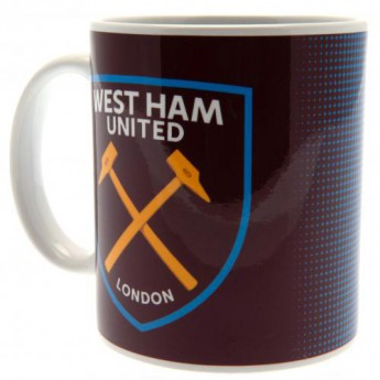 West Ham United kubek Mug HT