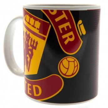 Manchester United kubek Mug HT