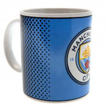 Manchester City kubek Mug FD