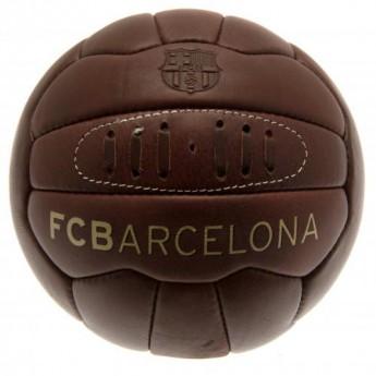 Barcelona piłka Retro Heritage Football - size 5