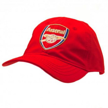 Arsenal dziecięca czapka baseballowa Infant Cap Red 1-2 years