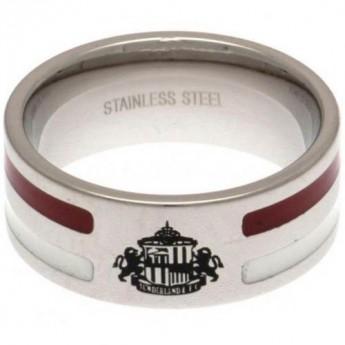Sunderland pierścionek Colour Stripe Ring Large