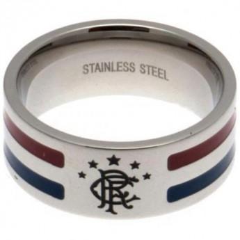 FC Rangers pierścionek Colour Stripe Ring Medium