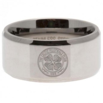 FC Celtic pierścionek Band Medium