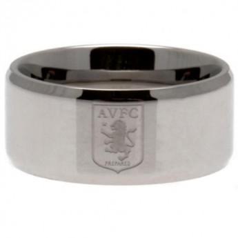 Aston Vila pierścionek Band Large