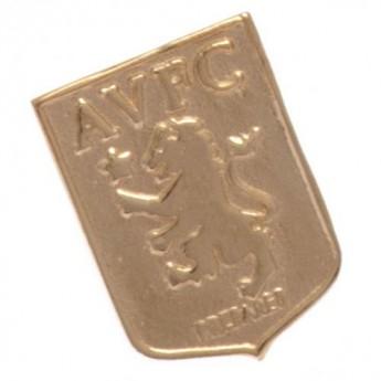 Aston Vila kolczyki 9ct Gold Earring