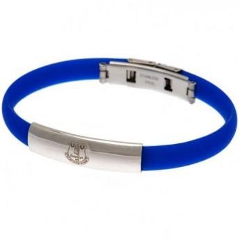FC Everton opaska silikonowa Colour Silicone Bracelet