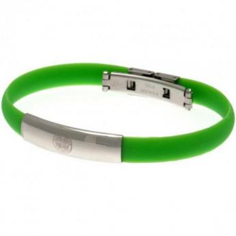 FC Celtic opaska silikonowa Colour Silicone Bracelet
