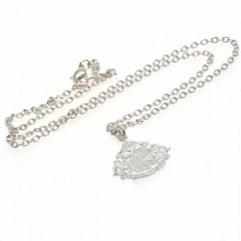 Sunderland naszyjnik z zawieszką Silver Plated Pendant & Chain