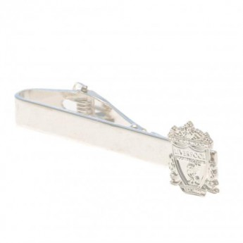 Liverpool spinka do krawata Silver Plated Tie Slide