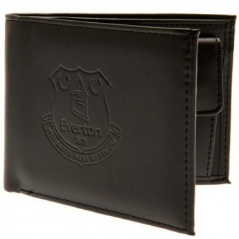 FC Everton portfel z ekoskóry Debossed Wallet
