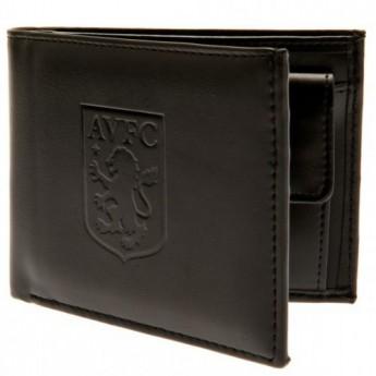 Aston Vila portfel z ekoskóry Debossed Wallet