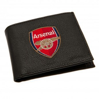 Arsenal portfel z ekoskóry Embroidered Wallet