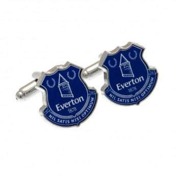 FC Everton spinki mankietowe Crest