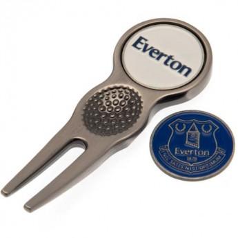 FC Everton zestaw wskaźnik i markery Divot Tool & Marker