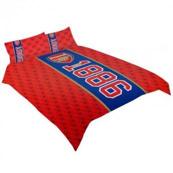 Arsenal pościel na podwójne łóżko Double Duvet Set ES