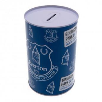 FC Everton skarbonka Money Tin