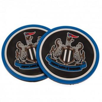 Newcastle United zestaw podkładek 2pk Coaster Set