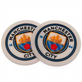 Manchester City zestaw podkładek 2pk Coaster Set