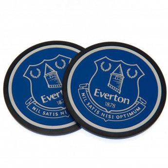 FC Everton zestaw podkładek 2pk Coaster Set